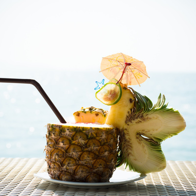 Pineapplecocktail